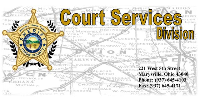 Union County, OhioCourt Services Division