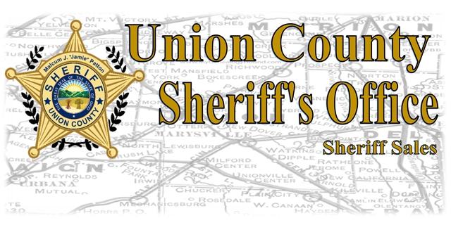 Union County, OhioSheriff Sales